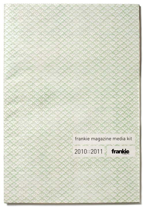 Frankie Media Kit