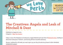 We Love Perth