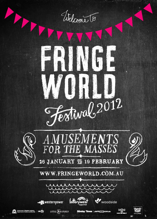 Fringe World Festival 2012