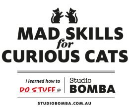 Mad Skills at Studio Bomba