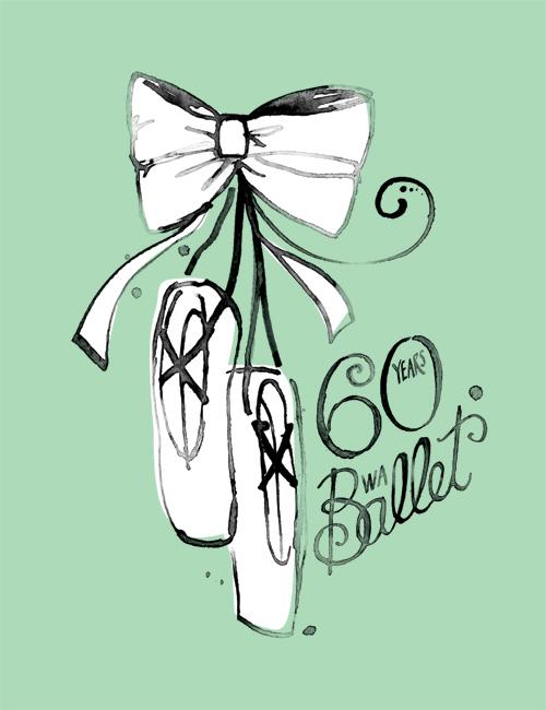 Studio Bomba: West Australian Ballet merchandise